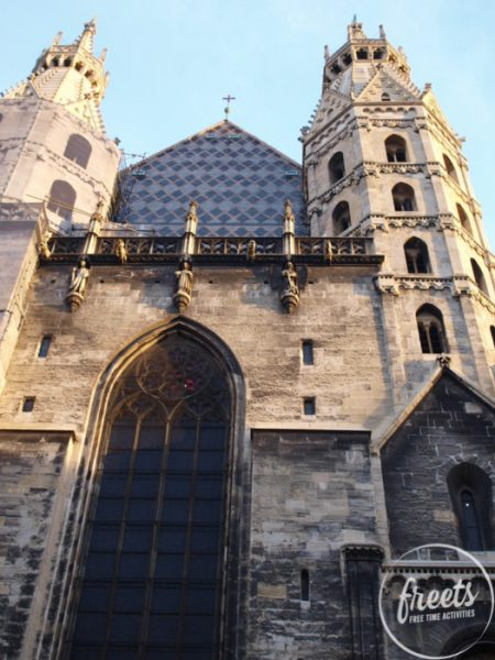 Stephansdom, Westfassade