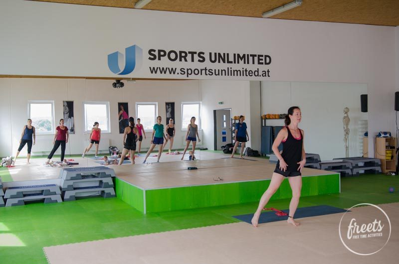 sports unlimited, Mama Workout mit Barbara Spritzendorfer