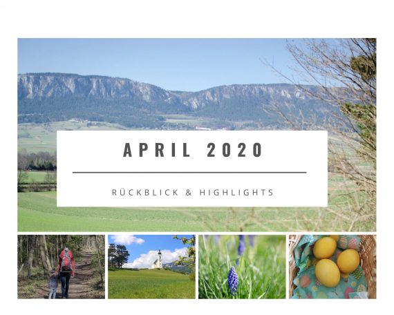 Rückblick April 2020