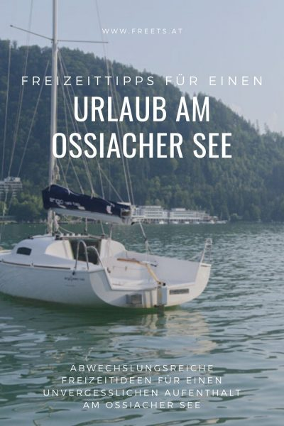 Ossiacher See Pin