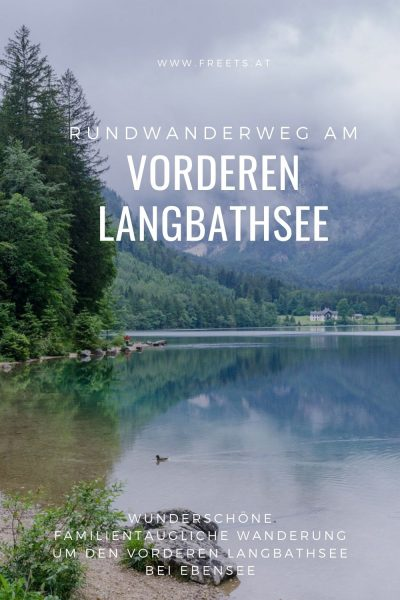 PIN vorderer Langbathsee
