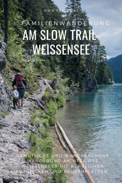 Pin Weissensee Slow Trail